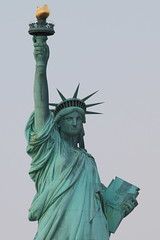 Statue of Liberty (Angelus359) Tags: nyc newyorkcity cruise newyork statue ferry liberty manhattan sightseeing circleline ladyliberty circleline42