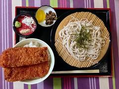 IMG_9476 (nimbus_2000) Tags: warajikatsu waraji cutlet soba chichibu saitama japan