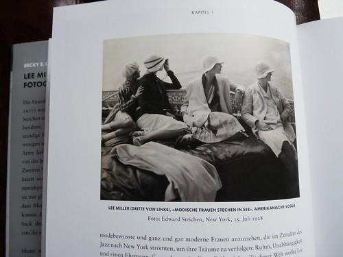 Lee Miller book fan photo
