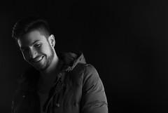 Something (sharonrodriguezp) Tags: model men hombre fashion shoot felicidad smile bogota photography blancoynegro blackandwhite colombia retrato portrait photoshoot boy happy vsco happiness