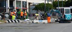 Kennedy9 (Genova citt digitale) Tags: richiedenti asilo genova piazzale kennedy agosto 2016 volontari nigeria lavoro ilva