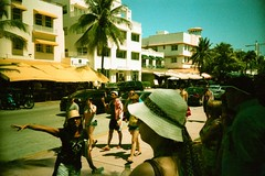Miami Beach - Art Deco Tour (dobranch) Tags: miami crossprocessed uws film