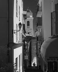 Lovers Lane? (Paul Griffiths Photos) Tags: ifttt 500px villefranchesurmer cote dazur france riviera street streetphotography monochrome