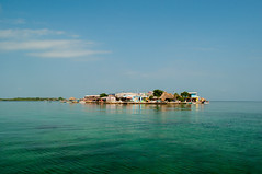 Santa Cruz del Islote (Richard Here) Tags: santa cruz del islote archipilago de las islas san bernardo ricardo durn fotografa caribe mar paraso paradise