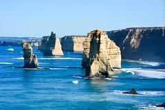 The Twelve Apostles. The Great Ocean Road, Australia. (RViana) Tags: australien australie oceania ozeanien océanie oseania oceanien австралия grandeestradaoceânica granderodoviaoceânica pacifiocean oceanopacífico beacheslandscapes