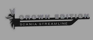 Scania Crown Edition 3D Logo W.I.P.