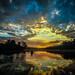 Hopewell Lake Sunrise