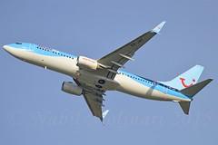 """Elegance"" JetairFly OO-JAY Boeing 737-8K5 Split Scimitar Winglets cn/40944-4431 @ LFPO / ORY 05-12-2015 (Nabil Molinari Photography) Tags: elegance jetairfly oojay boeing 7378k5 split scimitar winglets cn409444431 lfpo ory 05122015"