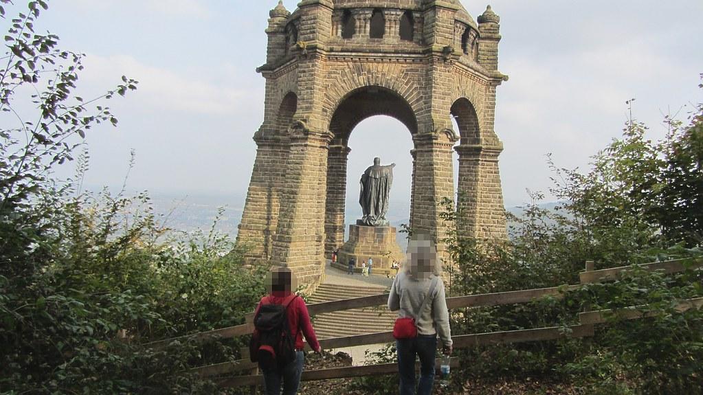Porta Westfalica 2014