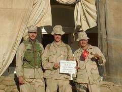 3 amigos (EZ-) Tags: camprhino afganistan 11