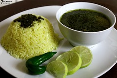 food photography <3 (halanajajrah) Tags: food اكل تبولة محشي'رمان ملوخية بطاطا