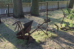 Alter Pflug (SebastianBartoschek) Tags: herten germany plough pflug ruhrgebiet ruhrpott