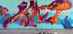 CAIN - EDSeta (SRCARAMELOS) Tags: inca incain sez spain satan spray streetart srcaramelos cain candyman colours cyrus cans caramelos crew character new spitta purple graffiti