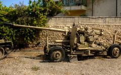 artillery (maskirovka77) Tags: israeldefenseforces idf museum idfmuseum tanks m48 outdoors hdr armoredcar artillery antiaircraft armoredpersonnelcarrier bridgingequipment