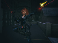 Black-Widow (Alyssa Drechsler) Tags: blackwidow heroes heroines superhero comics secondlife