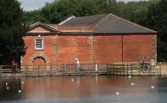 [44917] Rufford Mill (Budby) Tags: rufford nottinghamshire abbey mill lake