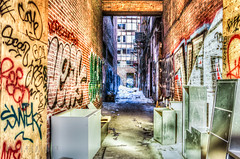 Street Photgraphy (-> LorenzMao <-) Tags: montralnightshooters streetphotography hdr montreal montral montrealdowntown quebec nikon