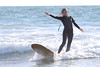Vanessa White The Saturdays enjoy a surfing lesson on Venice Beach. Los Angeles, California
