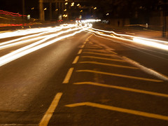 _9250586.jpg (AkhereUnuabona) Tags: street light london cars photography lights motorway hometown trains olympus lighttrail e16 canningtown e410 unlimitedphotos