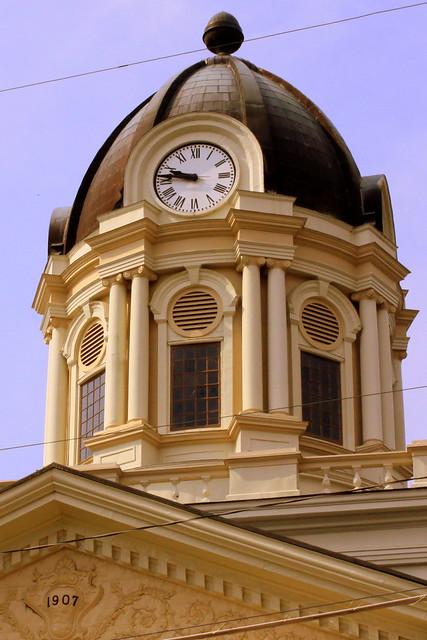 Simpson Co. Courthouse - Mendenhall, MS