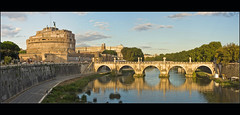 Castel Sant'Angelo / Castle of the Holy Angel