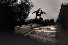 kickflip/stepan (Dima Olgin) Tags: park street light portrait people favorite color art me sport canon fun photography see photo dc day photos russia extreme fisheye fallen skate pro sharks must load swag redbull gorky 2012 s7 moskow    showvacation zws s7promo