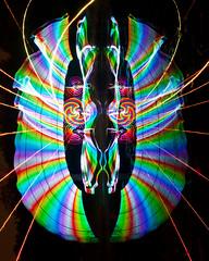 Fire & Light Mask 267 (tackyshack) Tags: light lightpainting reflection painting pond mask fireworks firework led lp paintingwithlight leds rgb dlw lightpainter romancandle megastrip lightphotography lightjunkie megawand tackyshack tackymask rgbstrip digitallightwand ©jeremyjackson