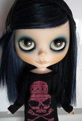Willow (Blythe Simply Guava custom)
