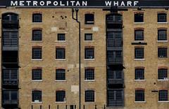Metropolitan Wharf (GarethThomasJones) Tags: windows black london thames digital canon day c capital londres dslr distance londoncity canonefs1785mmf456isusm canon1785mm canon60d canonsd780 lightroom4 gareththomasjones canonrumor