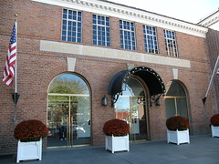 National Baseball Hall of Fame: Entrance