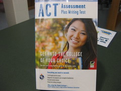 New Arrivals October 2012:  ACT Assessment Plu...