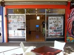 Install shot (Day 1) (Fresh Gallery Otara) Tags: project visualart manukau otara southauckland pacificart