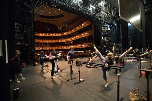 UPDATE: The Royal Ballet morning class livestream is cancelled