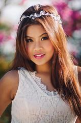 Rapunzel - Bridal Shoot (Ame Otoko) Tags: portrait woman beauty fashion female asian model nikon outdoor filipino bridal vsco