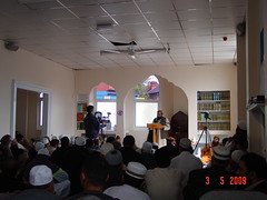 "Masjid Umar Inauguration Event • <a style=""font-size:0.8em;"" href=""http://www.flickr.com/photos/88854999@N07/8101249125/"" target=""_blank"">View on Flickr</a>"