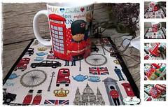 LONDON (**DASDE Artes!**) Tags: uk london londres caneca britanico mugrug tapetedecaneca