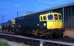 6541 (Hoover 29) Tags: england diesel type3 westbury 6541 class33 stablingpoint pretopsnumber
