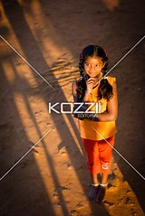 young girl in the sunset (peoplebino2012) Tags: above girls india cute childhood female standing children asian one indian innocent fulllength posing orphan thin shelter ethnic survivor abused southindia overheadview specialeducation humantrafficking victom indianchildren humantrafficing karnatakastate indianethnicity odanadi rescuedchildren