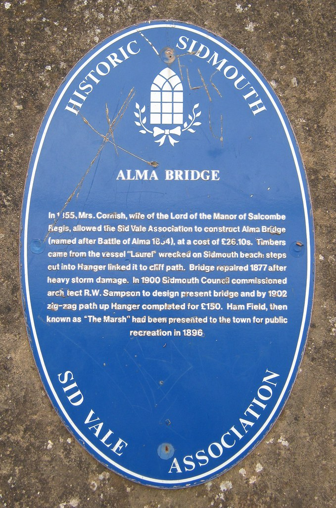 Alma Bridge