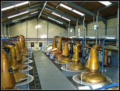 Glenfiddich Distillery (pefkosmad) Tags: tour single whisky scotch distillery glenfiddich malt dufftown scotland1