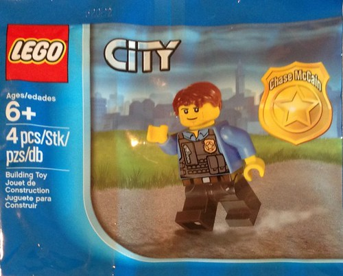 LEGO City Undercover Chase McCain Minifigure - a photo on ...