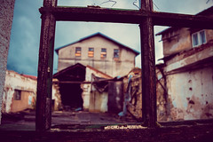 factory ruins (OneModel) Tags: old autumn building beautiful leaves cool nice ruins factory awesome like style best gram picoftheday declined insta