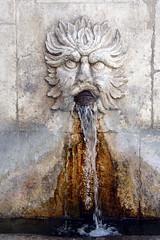 fontana 2 (laura.foto) Tags: sculpture water fountain monster abruzzo sulmona stonefountain waterflowing
