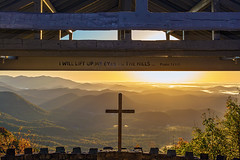 I will lift up my eyes to the hills... (snapdragginphoto) Tags: salvationarmy cleveland southcarolina northcarolina brevard prettyplace americanredcross samaritanspurse psalm121 ymcacampgreenville fredwsymmeschapel hurricanesandy