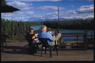 Alaska Kenai River Fishing and Saltwater 13