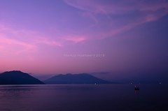 Alone.... (Prayudi Hartono) Tags: flores sunrise solor larantuka adonara