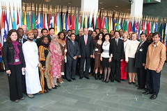 Group Picture with the DG of the OPCW_2010