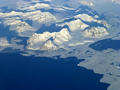 Coastal mountains (NASA Goddard Photo and Video) Tags: ice nasa seaice goddard antarctic iceshelf icebrid
