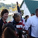 Gov. LaPage, Freeport Flag Ladies,Susan Collins and Olympia Snowe