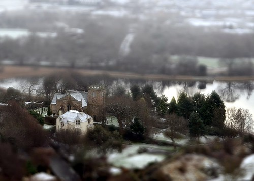 duddingston kirk toy town